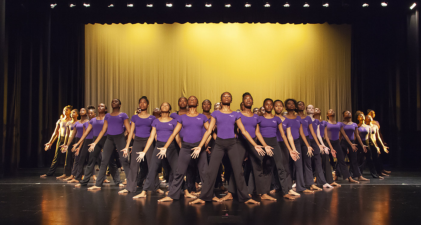 Atlanta Ballet's AileyCamp