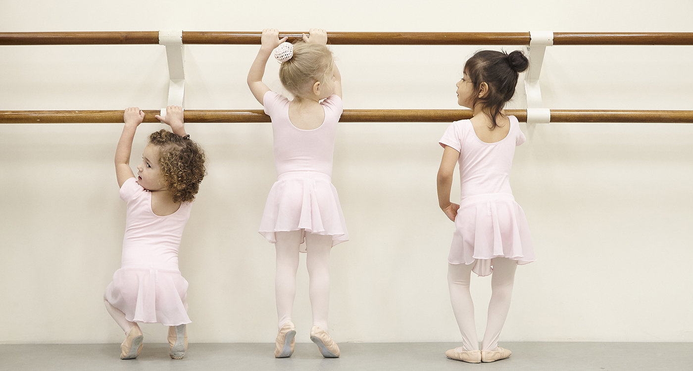 Creative Movement: Ages 2-7