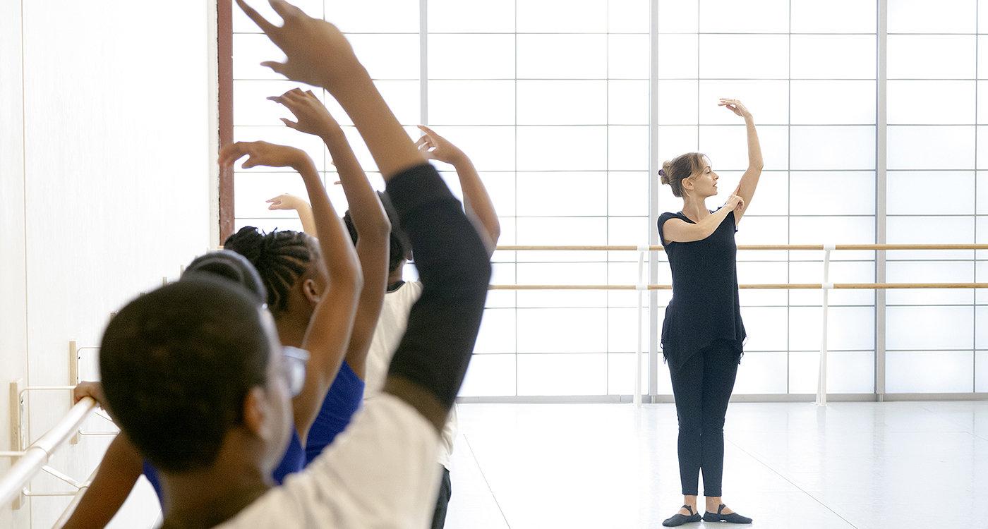 Summer Teen Ballet