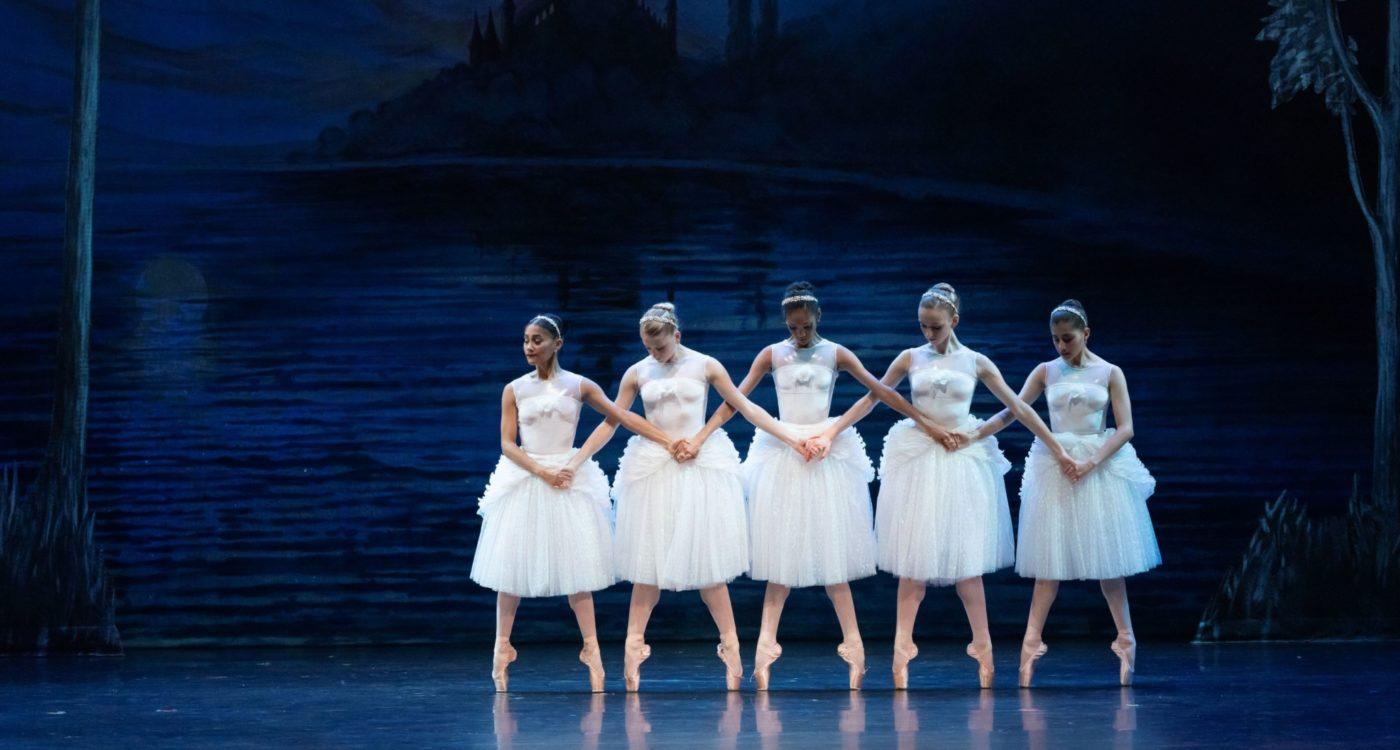 Introducing the 2020   2021 Season Atlanta Ballet 2 Dancers