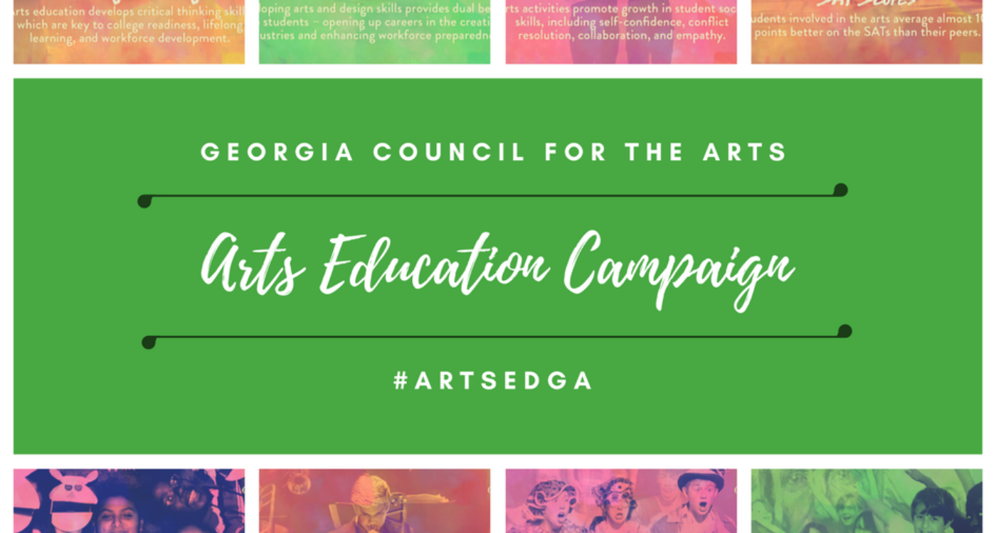 Happy National Arts in Education Week, Sept 9-15