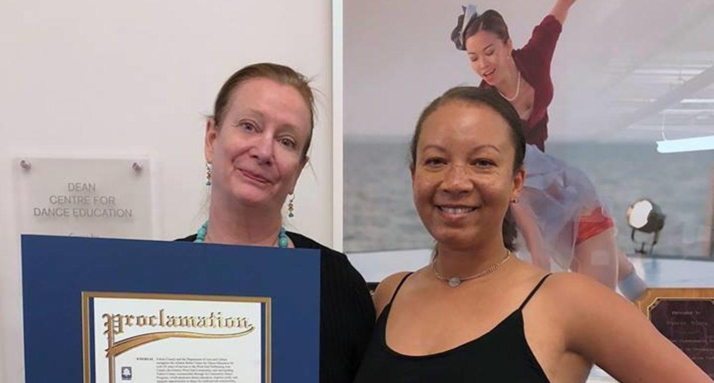 June 6 Named Atlanta Ballet Centre for Dance Education Day