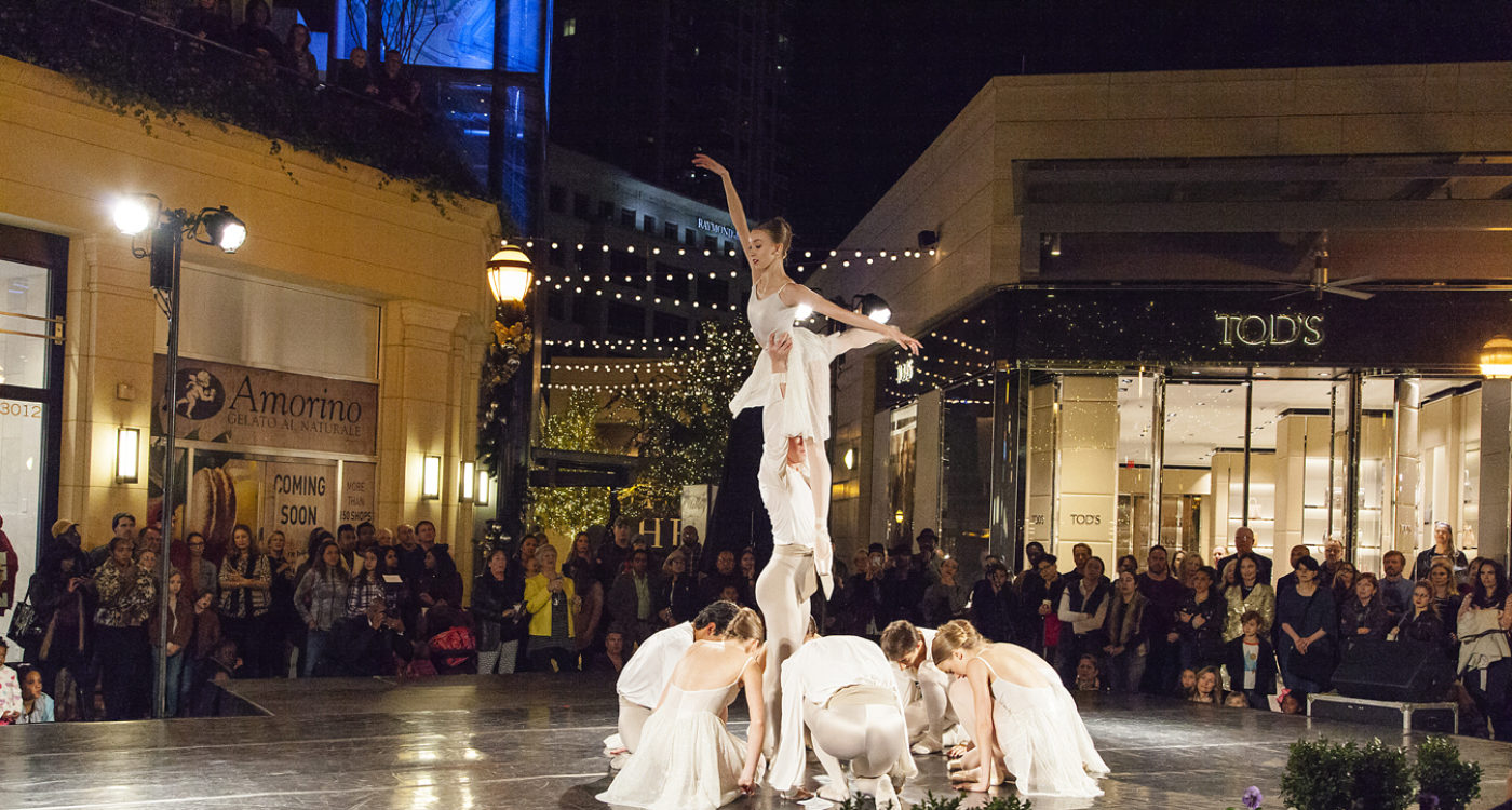 See Atlanta Ballet 2 Perform at the High Museum - March 23 & 24