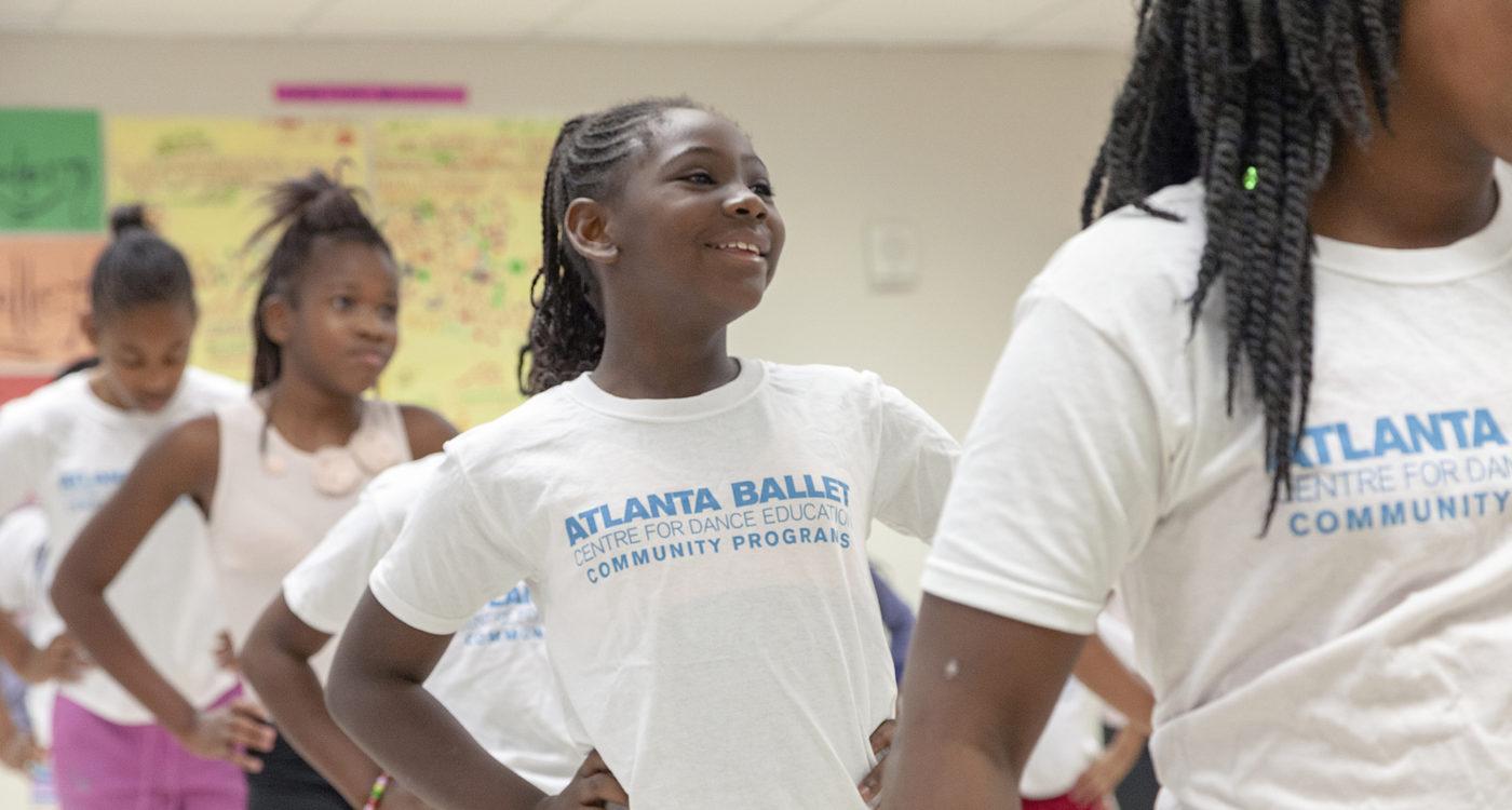 Parklane Elementary School: The Beginning of the Centre Dance Program