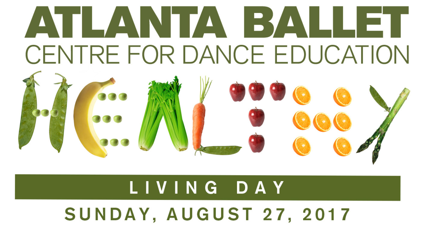 Healthy Living Day is Sunday, August 26, 2018