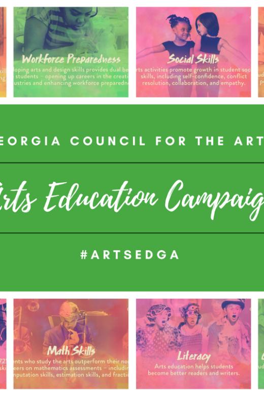 Happy National Arts in Education Week, Sept 9-15